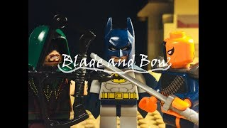 "Lego Batman | S1:E11 | ""Blade and Bow"""