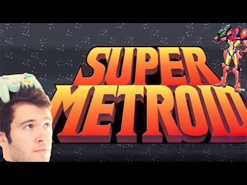 Super Metroid Review (SNES) - Good Morning Gamer