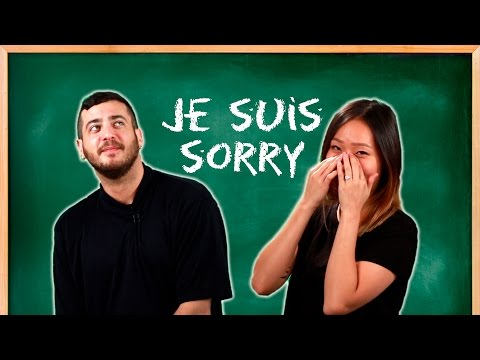 Canadians Try To Pass A Grade 5 French Test