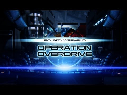Mass Effect 3 - Tackling Operation Overdrive  w Bigcock video