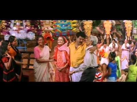 Malayalam Movie   Raappakal Malayalam Movie   Kadha Kadha Song   Malayalam Movie Song video