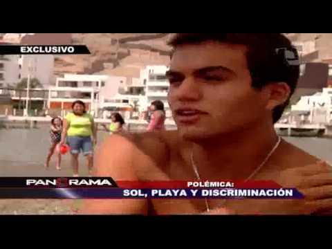 Sol, playa y discriminación: las 'playas privadas' del verano limeño