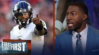 Lamar Jackson won't need to be MVP level magic vs Titans to win— Jennings | NFL | FIRST THINGS FIRST