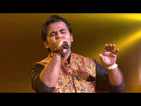 The Voice India - Akash Ojha's Performance in 4th Live Show