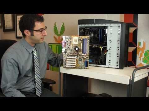 Computer Hardware & Software Lesson Part 1
