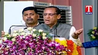 #GovernorNarasimhan Speech at #VaaniNiketan Vidya Samithi Swarnostavalu | #TNewsTelugu