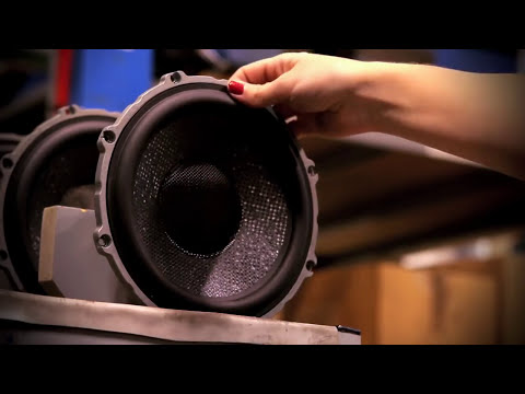 The making of an 800 Series Diamond speaker