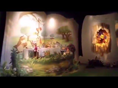EXCLU Shanghai Disneyland OnRide The Many Adventures of Winnie the Pooh