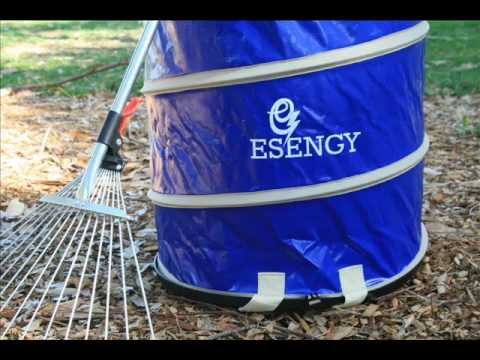 Gardening Tools, Esengy Pop-up Bags, great Gardening Tools