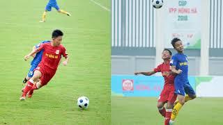 Khoảnh khắc Giải bóng đá Thiếu niên và Nhi đồng toàn quốc 2018