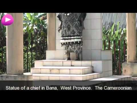 Cameroon GLOBAL BUSH TRAVEL AND TOURISM AGENCY.flv