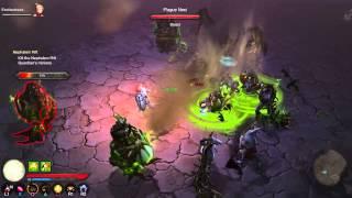 Diablo III (Crusader build) PS4