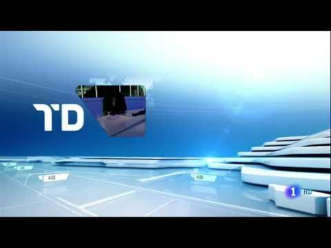 Cabecera del Telediario | TVE (Marzo-Septiembre 2014)