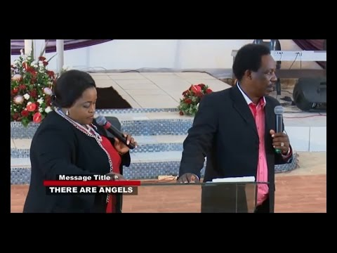 THERE ARE ANGELS ll SERMON by Apostle JB & Prophetess TE Mak