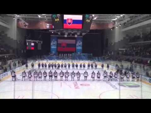 KHL Vladivostok Admiral vs Slovan Bratislava