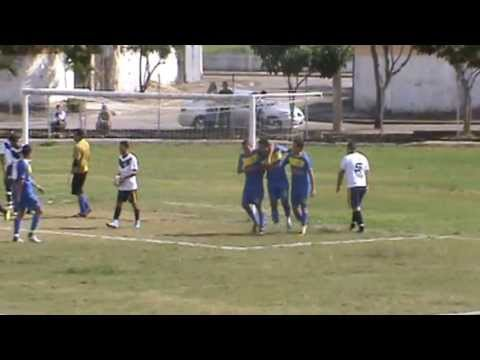 real vale do sol gol de Gustavão