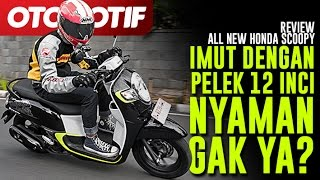 Review All New Honda Scoopy, Imut dengan Pelek 12 Inci