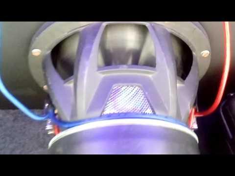 Subwoofer MTX Thunder 9500