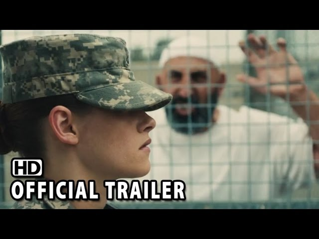 Camp X-Ray Official Trailer (2014) - Kristen Stewart Movie HD