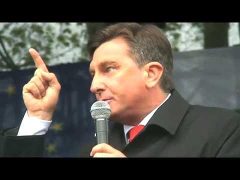 (www.vest.si) Izžvižgani Borut Pahor