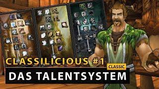 Classilicious - So (gut) war das Talentsystem in Classic | World of Warcraft