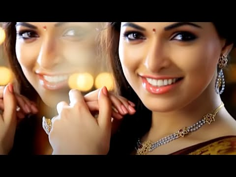 VGN Jewellery Ad Film l Parvathi Omanakuttan