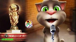 Mèo Tôm hát nhạc chế bóng đá cực hài hước