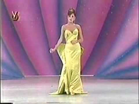 Miss venezuela 1992 Video