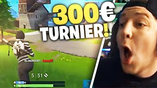 300 Euro Solo Turnier in Fortnite