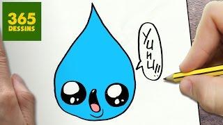 Apprendre a dessiner une goutte d 39 eau 3gp mp4 hd video for Architecte 3d hd facile tutoriel