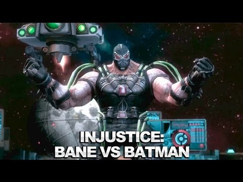Injustice: Gods Among Us - Batman vs. Bane