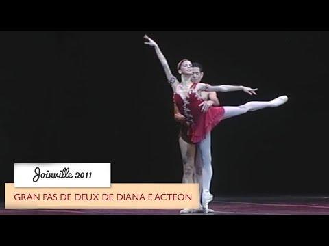 Petite em Joinville 2011 - Mayara Magri - Grand Pas de Deux de Diana e Acteon