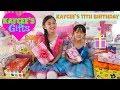 Lagu KAYCEE'S GIFT OPENING Kaycee's 11th Birthday