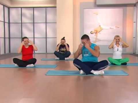 Выполняйте этот несложный комплекс йоги против простуды и бронхита каждое утро в течение одной-двух недель