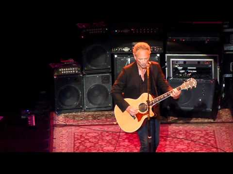 Lindsey Buckingham at the Wiltern Theater May 4, 2012
