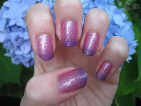 Review: Claire s Mood Color Changing Nail Polish