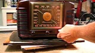 Crosley 46FA Farm Radio