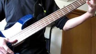 Puppy love / Perfume Bass Cover