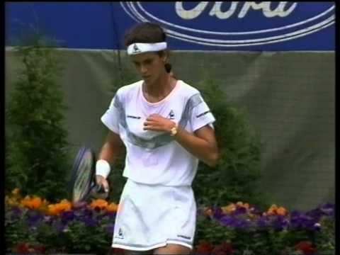 Gabriela Sabatini v Mary Joe Fernandez Australian open 1992 pt3