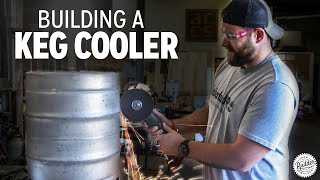 DIY Keg Cooler | Up-Cycle an Old Keg