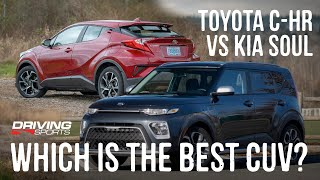 2020 Kia Soul vs 2019 Toyota C-HR - Which is best?