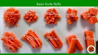 Basic Knife Skills – Bruno Albouze – THE REAL DEAL