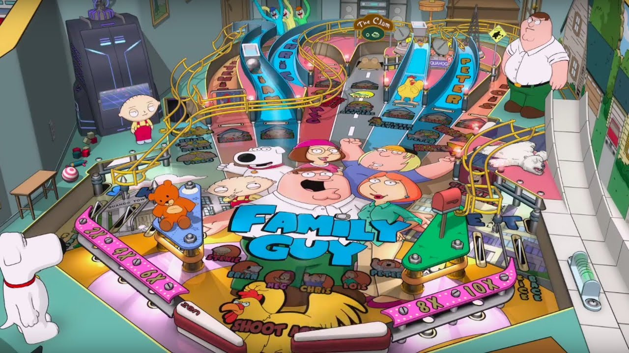 Family Guy Pinball - Official Trailer