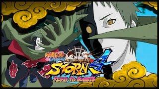 Naruto Storm 4 ROAD TO BORUTO, Mod ZETSU AKATSUKI?1080p/60FPS?- Nillo21.
