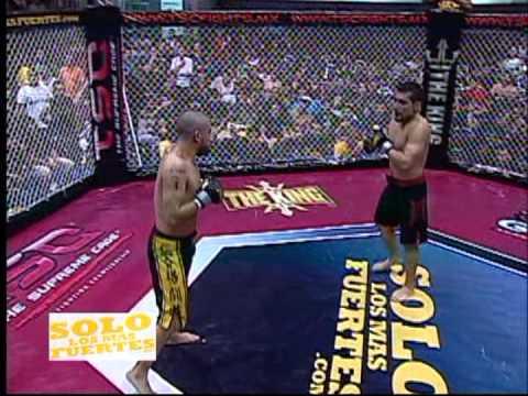 MMA MONTERREY PELEAS DE MMA TSC SOLO LOS MAS FUERTES