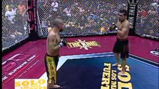 MMA MONTERREY - PELEAS DE MMA TSC SOLO LOS MAS FUERTES