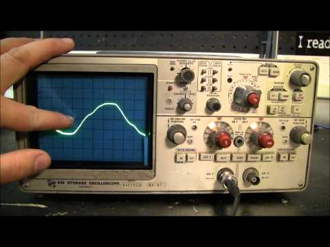 AC vs DC Explained and How to Use an Oscilloscope