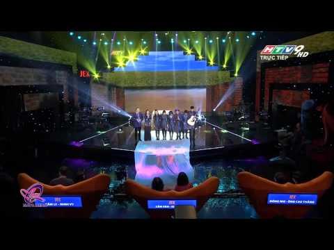 Vợ chồng mình hát - Liveshow 5 - Đêm tình thân - Full HD