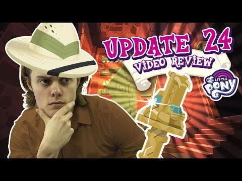 My Little Pony - Update 24 - Stranger Than Fan Fiction - Video Review