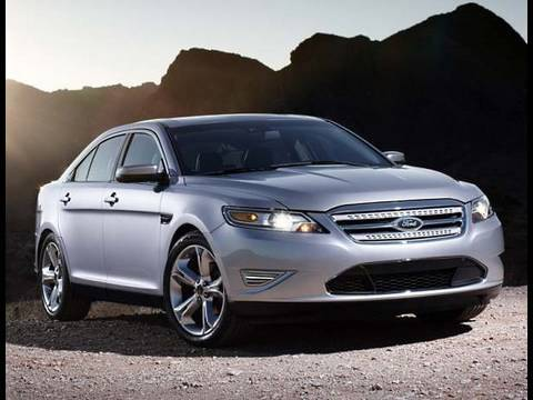 ford taurus sho 2009. 2010 Ford Taurus SHO Engine - TV Commercial